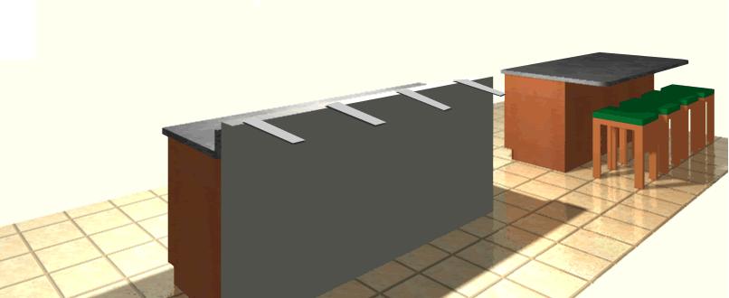 Granite brackets hidden countertop brackets and for Granite countertops support requirements